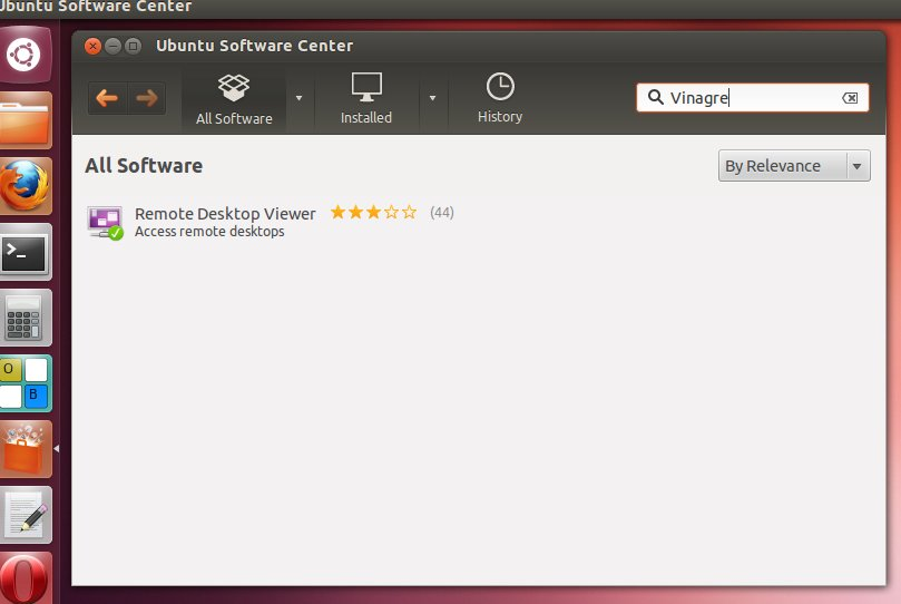 how to take remote desktop in ubuntu