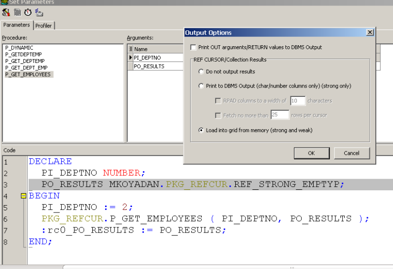 Oracle – Page 2 – Oracle PL/SQL Technology blog